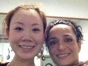 SEVILLAにてMaribel Ramoz(マリベル ラモス)とSolea(ソレア)の振付個人レッスン最終日
