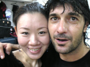 Joaquin Grilo(ホアキン グリロ)とSiguirilla(シギリージャ)クルシージョ最終日